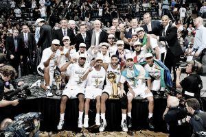 Los Spurs conquistan la redención