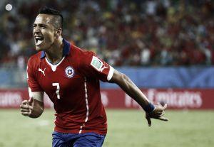 Arsenal's Star Man of the week: Alexis Sanchez