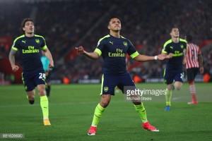 Alexis Sánchez joins list of names to score 20 Premier League goals in a season for Arsenal