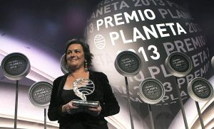 Clara Sánchez premio Planeta 2013