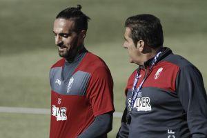 Rubén Pérez y Miguel Lopes apuntan a Gijón