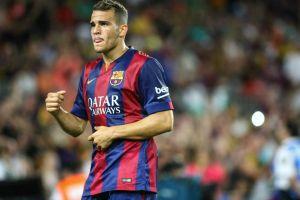 """Sandro: """"Soy consciente de que soy jugador del Barça B"""""""