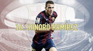 FC Barcelona 2015/16: Sandro Ramírez