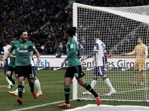 Hertha Berlin 2-2 Schalke: Matip steals a point for the Royal Blues