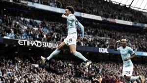 El City golea al Liverpool