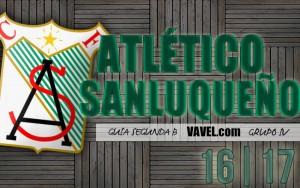 Guía VAVEL Atlético Sanluqueño 2016/17