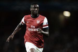 Arsenal's Yaya Sanogo urges fans to be patient