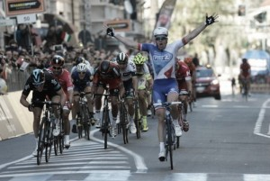 'Sprinters' al Giro de Italia 2016: fiabilidad alemana frente a belleza italiana