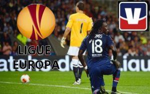 Live Vitoria - Lyon le match en direct