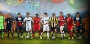 L'équipe-type de l'année pour l'UEFA, sans Messi