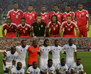 Result Congo 2-4 RD Congo in CAN 2015