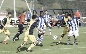 El Atlético de Madrid B asalta el fortín
