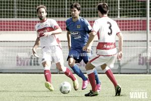 Raúl Moreno mantiene al Sanse en Segunda B