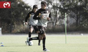 Miguel Sansores está concentrado en golear