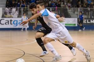 Santiago Futsal puede con todo en Santa Coloma