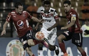 Resultado Santa Cruz x Independiente Medellín na Copa Sul-Americana 2016 (3-1)