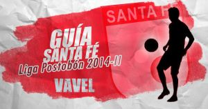Guía VAVEL Liga Postobón 2014-II: Independiente Santa Fe