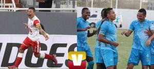 Resultado Santa Fe vs Jaguares en la Liga Águila 2015 (3-0)