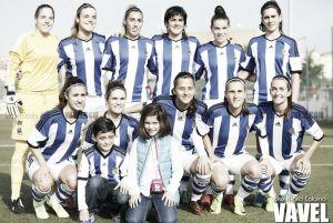 Fotos e imágenes del Santa Teresa - Real Sociedad, de la 14ª jornada de la Primera División Femenina