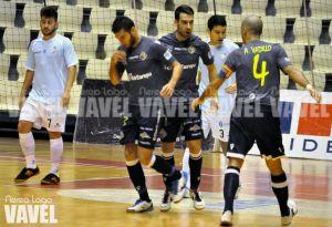 Palma Futsal rompe con sus precedentes en Santiago