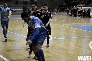 Peñíscola RehabMedic vence a Santiago Futsal en un duelo de alta tensión