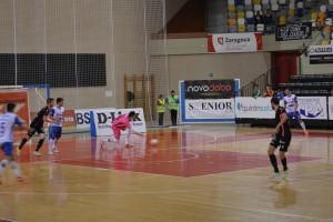 D-Link Zaragoza se deja dos puntos en los últimos 80 segundos