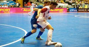 Azkar Lugo - Santiago Futsal: primer derbi gallego de la temporada