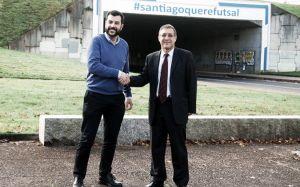 Santiago Futsal se acoge a la Ley Concursal para sobrevivir en la élite