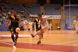 Santiago Futsal gana su primer partido de Liga ante el Marfil Santa Coloma