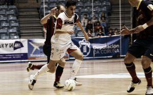 FC Barcelona Alusport rompe la magia de Santiago Futsal en Sar