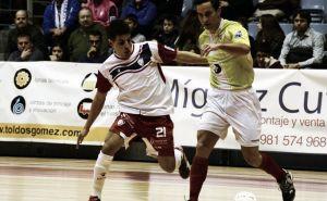 Santiago Futsal vence el duelo táctico ante H.Llevant Manacor