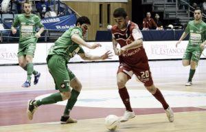Santiago Futsal se la devuelve a Magna Navarra