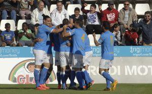 El Lleida frena las ilusiones del Alcoyano y recupera el tercer puesto