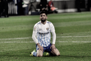 El Málaga, un equipo roto y sin alma