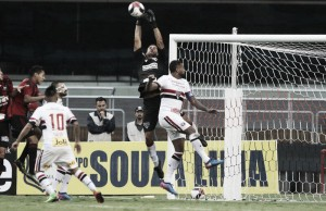 """Rogério Ceni declara que empate contra Ituano foi """"a pior atuação da equipe na temporada"""""""