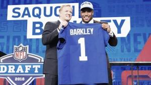 Equipos ganadores del Draft 2018 de la NFL
