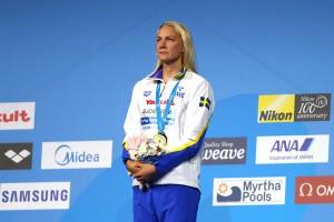 Mondiali Budapest 2017 - 50sl femminili, il regno di Sarah Sjoestroem