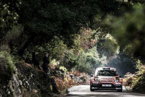 Stephane Sarrazin se apunta una victoria inapelable en Córcega