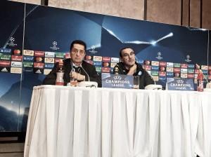 """Maurizio Sarri: """"Estamos contentos, pero sabemos que podemos hacerlo mejor"""""""