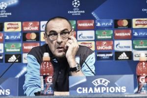 """Sarri: """"El Manchester City es el equipo más fuerte de Europa"""""""