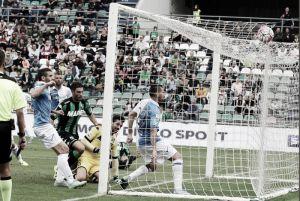 Sassuolo e Chievo sorprendono solo a metà, termina 1-1 al Mapei Stadium