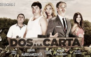 'Dos a la carta' aterriza en la cartelera española