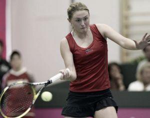 Stephens se ve sorprendida por la savia nueva del tenis mundial