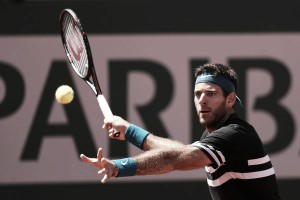 French Open: Juan Martin del Potro battles past Marin Cilic to seal semifinal place