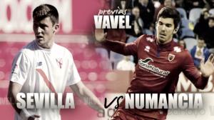 Previa Sevilla Atlético- Numancia: asegurar la permanencia