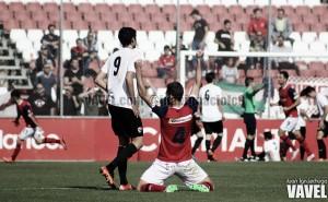 El 'Recre' tira de heroísmo ante el Sevilla Atlético