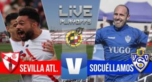 Calle le regala la eliminatoria al Sevilla Atlético
