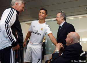 El mundo del fútbol muestra sus condolencias por Di Stéfano