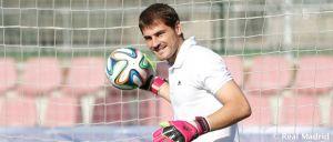 """Casillas: """"Hay que intentar ponernos líderes en Liga antes de Navidad"""""""