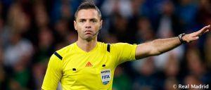 Skomina dirigirá el Real Madrid - Schalke 04
